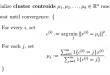 شبیه سازی الگوریتم kmeans در متلب