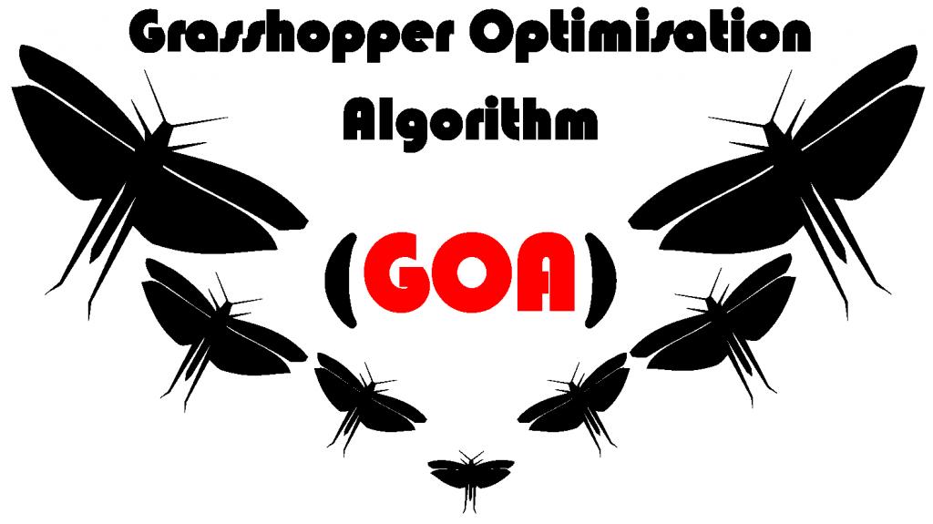 الگوریتم بهینه سازی ملخ GOA